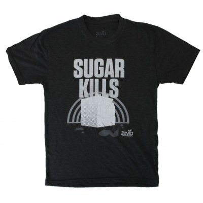 zevia - Sugar Kills Tee - Men's