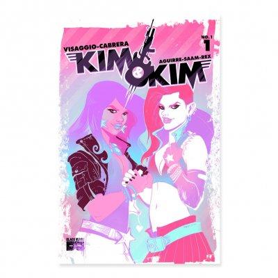 black-mask-studios - Kim & Kim - Issue 1