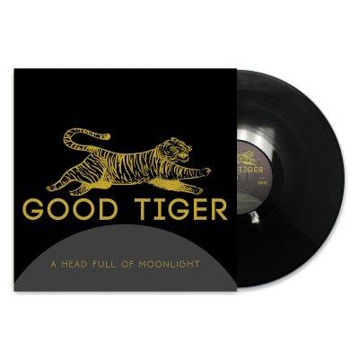 good-tiger - A Head Full Of Moonlight LP (Black)