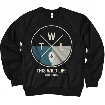 this-wild-life - Low Tides Crewneck