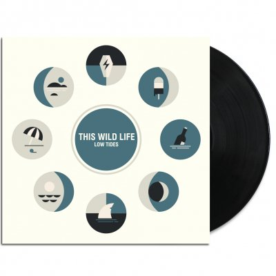 "This Wild Life - Low Tides 12"" Vinyl LP (Black)"