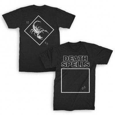 Death Spells - Scorpion T-Shirt (Black)