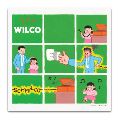 Wilco - Schmilco CD