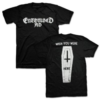 IMAGE | Coffin T-Shirt (Black)