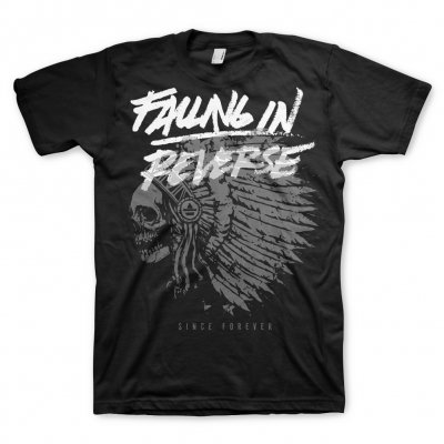 falling-in-reverse - Chief Tee (Black)