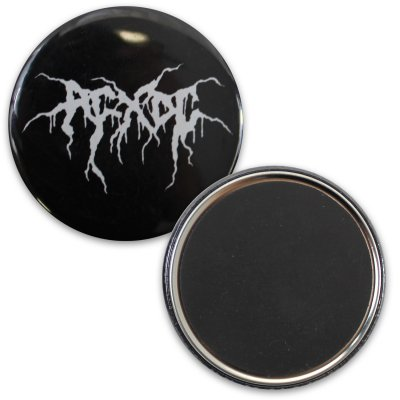acxdc - Black Metal Magnet
