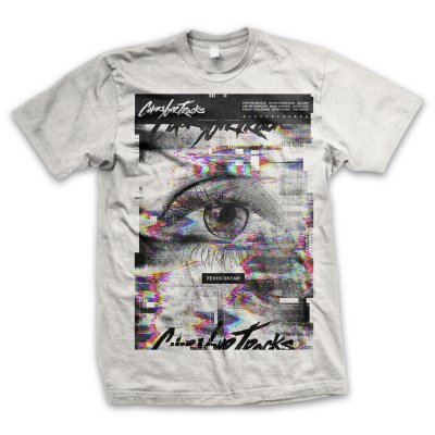 cover-your-tracks - Requiem T-Shirt (White)