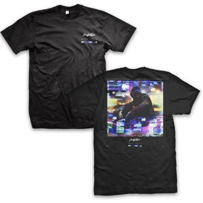 Cover Your Tracks - Fever Dream T-Shirt (Black)