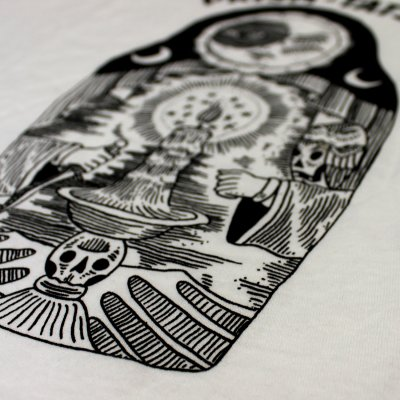 prism-tats - Women's - Kyler Martz T-Shirt (White)