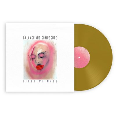 Balance and Composure - Light We Made LP (Gold)
