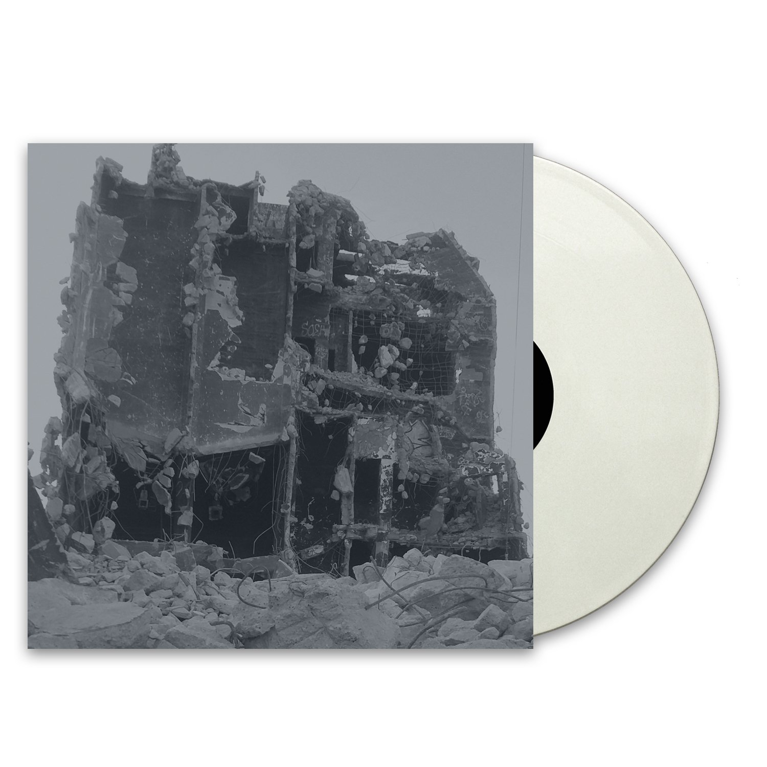 IMAGE   A Century of Abuse LP (White)