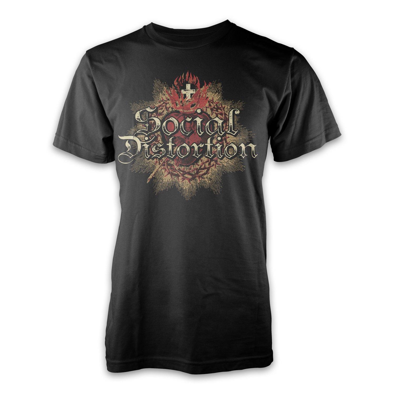 IMAGE   Sacred Heart T-Shirt (Black)