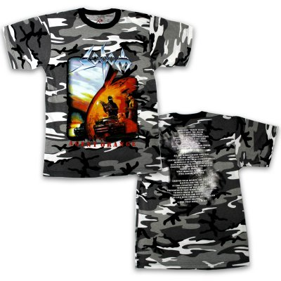 Agent Orange T-Shirt (City Camo)