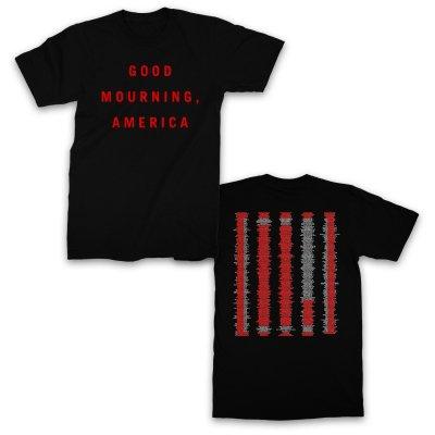 Letlive - Good Mourning, America T-Shirt (Black)
