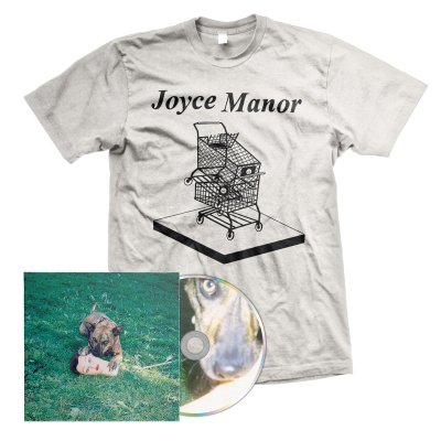 Joyce Manor - Cody CD + Shopping Carts T-Shirt Bundle