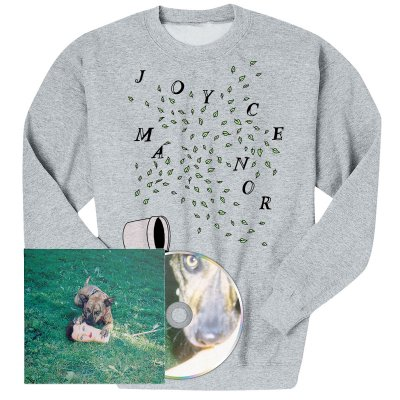 Joyce Manor - Cody CD + Plants Crewneck Bundle