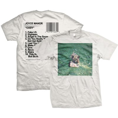 joyce-manor - Cody Album Art T-Shirt