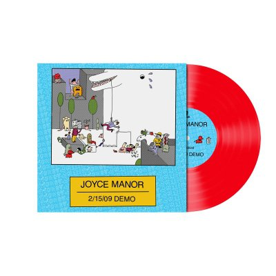 "Joyce Manor - 2/15/09 Demos - 7"" Vinyl"