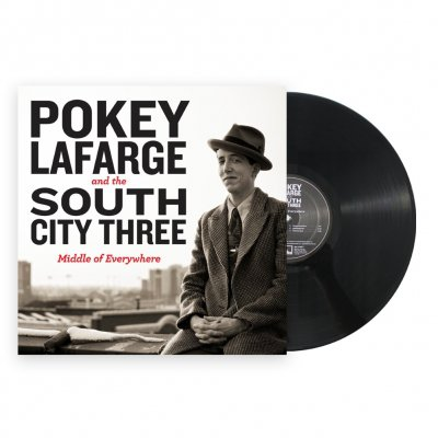 pokey-lafarge - Middle of Everywhere LP