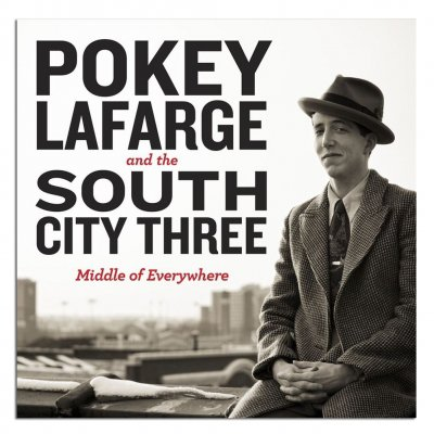 pokey-lafarge - Middle of Everywhere CD