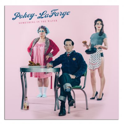 pokey-lafarge - Something in the Water CD