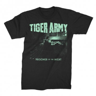 tiger-army - Prisoner Of The Night Tee (Glow In The Dark Ink)