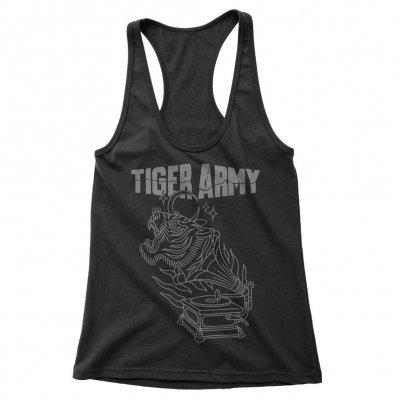 tiger-army - Gramophone Racerback