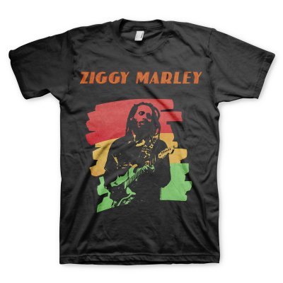 ziggy-marley - Red Gold Green Vintage Live Tee
