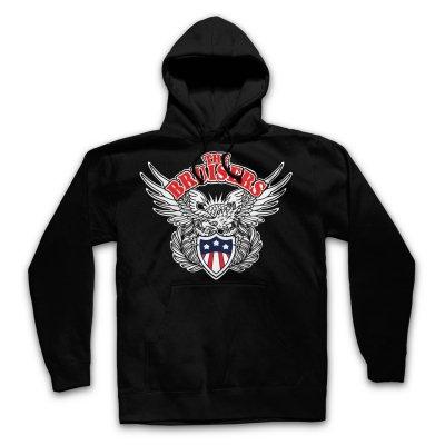 bruisers - Eagle Pullover Sweatshirt (Black)