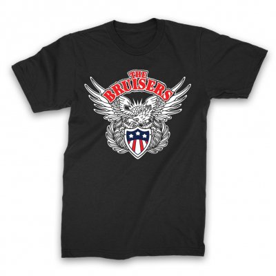 bruisers - Eagle T-Shirt (Black)