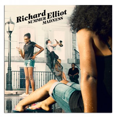 richard-elliot - Summer Madness Signed CD + Digital Download