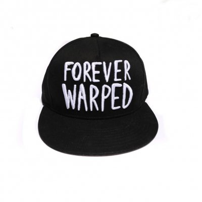vans-warped-tour - VWT 2016 Forever Warped Snapback