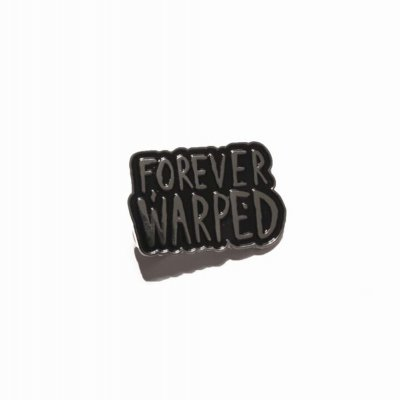 vans-warped-tour - VWT Forever Warped Enamel Pin