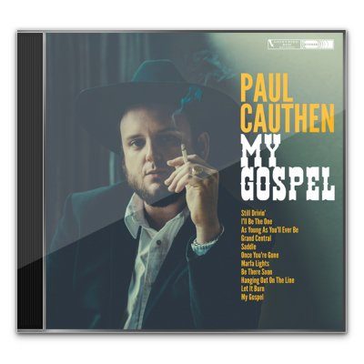 paul-cauthen - My Gospel CD