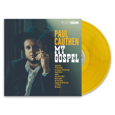 paul-cauthen - My Gospel LP (Yellow)