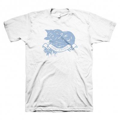 john-k-samson - Vivat Virtute T-Shirt (White)
