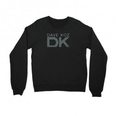 dave-koz - Crewneck Sweatshirt (Black)