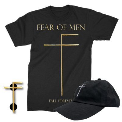 fear-of-men - Fall Forever Merch Bundle