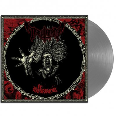 tribulation - The Horror LP (Silver)