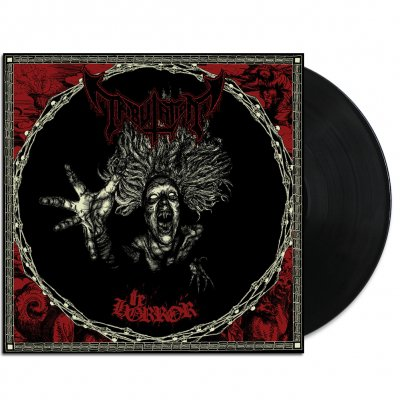 tribulation - The Horror LP (Black)