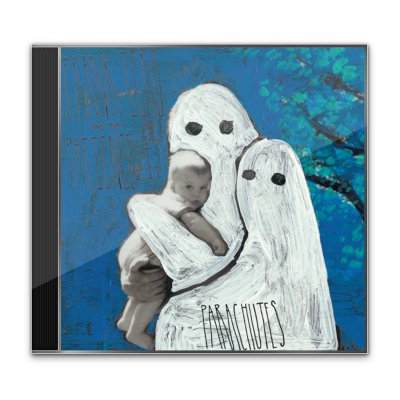 Frank Iero And The Patience - Parachutes CD