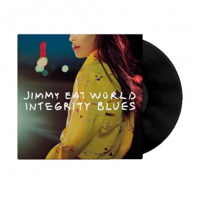 jimmy-eat-world - Integrity Blues LP (Black)