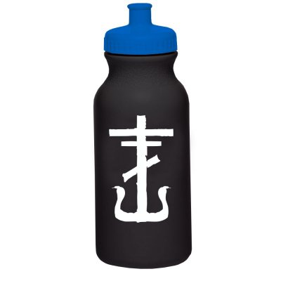 frank-iero - Cross Water Bottle