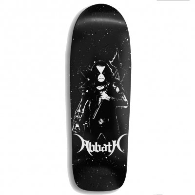 abbath - Blizzard Pool Skateboard