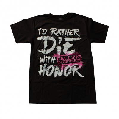 Falling In Reverse - Die With Honor Tee