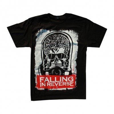 falling-in-reverse - Alien Tee (Black)