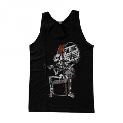 falling-in-reverse - One Man Band Tank (Black)