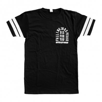 falling-in-reverse - Die For You Ringer Tee (Black)