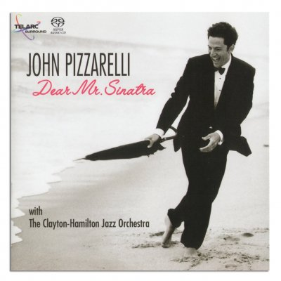 john-pizzarelli - Dear Mr. Sinatra CD