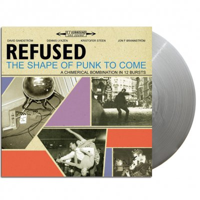 Refused - The Shape Of Punk To Come - 180g (Silver)